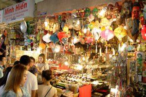 рынок Бен Тан