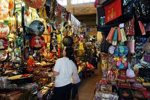 рынок Бен Тан, Ben Tan Market