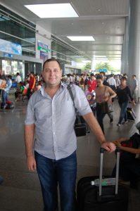 Аэропорт Хошимина, рейс из Москвы