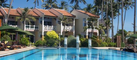 Отели Вьетнама. Отель Hawaii Resort в Муйне