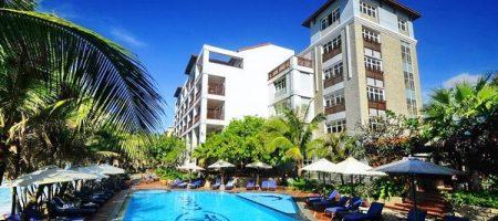 Отели Вьетнама. Отель Novella Muine Resort and Spa в Муйне