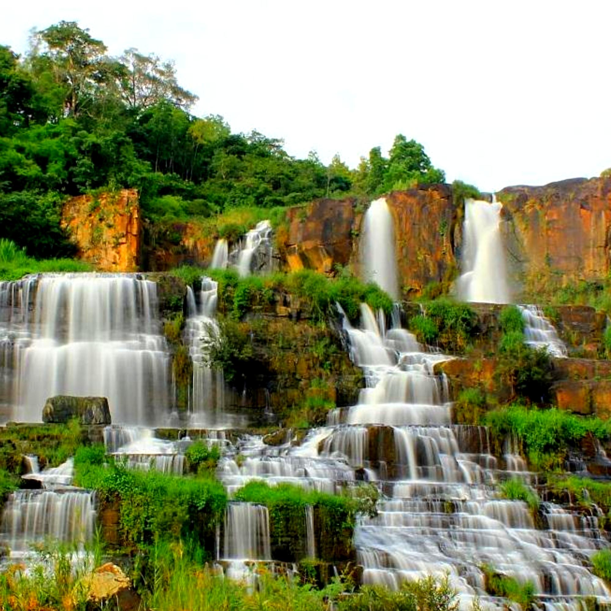 Далат и водопад Понгур - увлекательная экскурсия к истокам и традициям Вьетнама