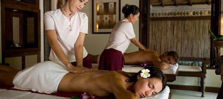 Вьетнамский массаж в Муйне